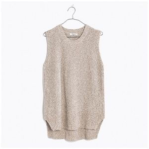Madewell Sweaters - Madwell sweater vest